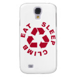 Climbing Cycle Galaxy S4 Covers