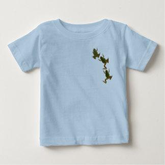Climbing Frog Trio Baby T-Shirt