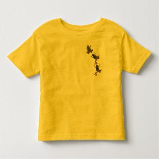 Climbing Frog Trio Toddler T-shirt