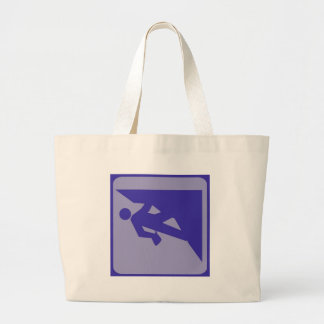 Climbing Icon - Guy Tote Bag