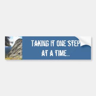 Climbing in Colorado Bumper Sticker