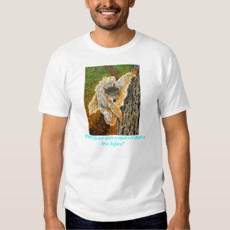Climbing in the Fall T-shirt