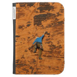 Climbing on Red Rocks Kindle Keyboard Case