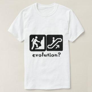 climbing or escalotor T-Shirt