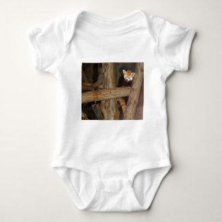 Climbing Panda Infant Creeper