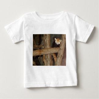 Climbing Panda Infant Tshirt