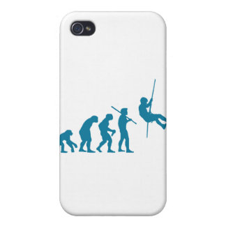 Climbing & Rappelling Evolution Covers For iPhone 4