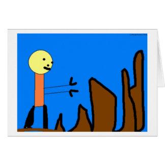 Climbing Rocks Cards