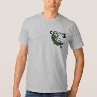 Climbing Rocks Lizard T Shirt