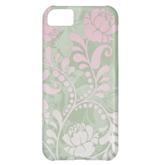 Climbing Roses Floral Flower iPhone Case iPhone 5C Covers