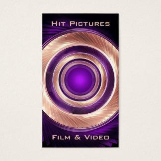 Climbing Round Filmmaker Photographer Videographer Business Card