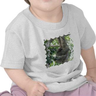 Climbing Sloth Baby T-Shirt