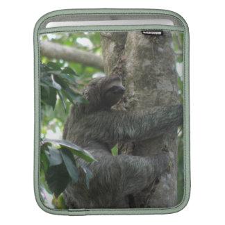 Climbing Sloth iPad Sleeve