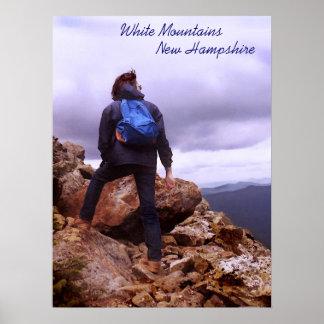 Climbing the Mountain Print