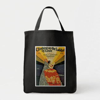 Climbing Up The Ladder of Love Tote Bag