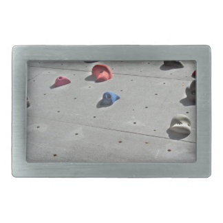 Climbing wall rectangular belt buckle