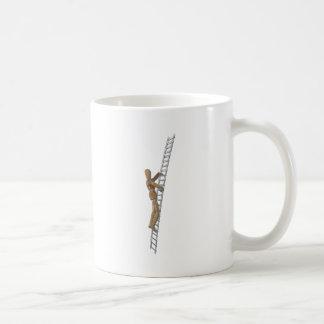 ClimbingMetalLadder020511 Coffee Mug