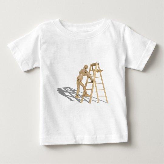 ClimbLadder090410 Baby T-Shirt