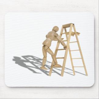 ClimbLadder090410 Mouse Pad