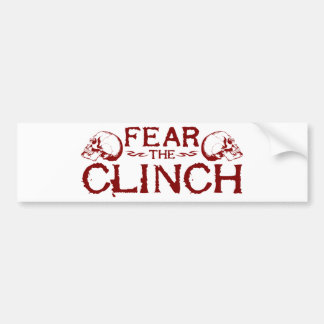 Clinch Bumper Sticker