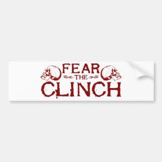 Clinch Bumper Stickers