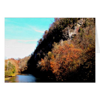 Clinch River Greeting Card