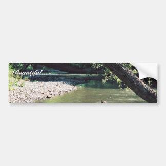 Clinch River Scenic Car Bumper Sticker