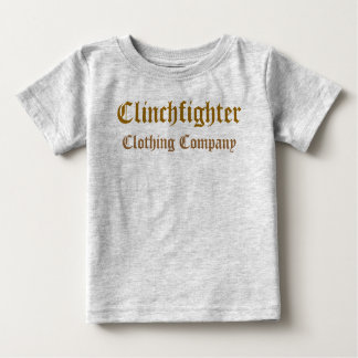 Clinchfighter, Clothing Company Baby T-Shirt