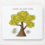 Cling to the vine mouse pads