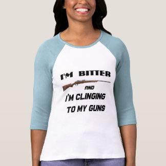 Clinger amargo t-shirt