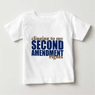 Clinging to my Second Amendment Rights T Shirt