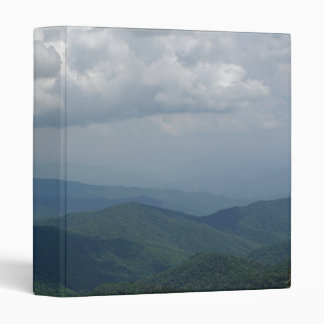 Clingmans Dome 3 Ring Binder