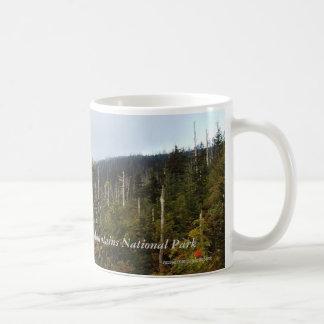 Clingmans Dome, Great Smoky Mountains Souvenir Mug