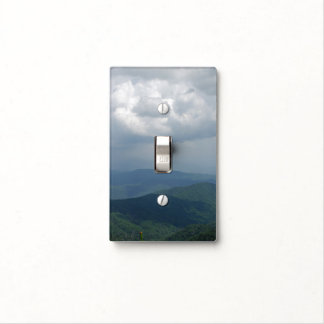 Clingmans Dome Light Switch Cover