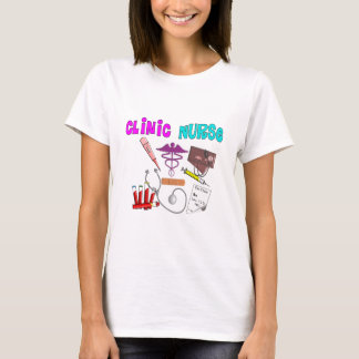 Clinic Nurse T-Shirts And Gifts