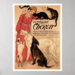 Clínica Cheron Poster