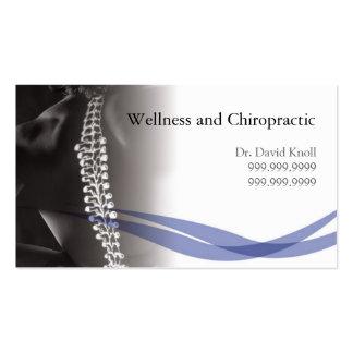 Clínica de la salud de la salud de la tarjetas de visita