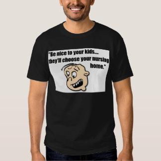 Clínica de reposo camisas