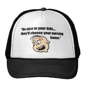Clínica de reposo gorras