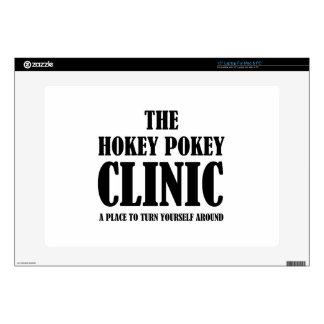 Clínica del Pokey de Hokey Portátil Skin