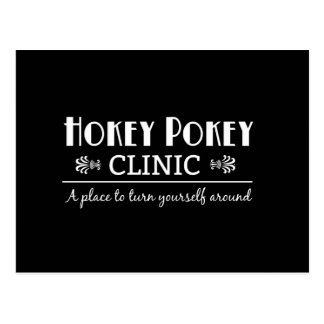 Clínica del Pokey de Hokey Tarjetas Postales