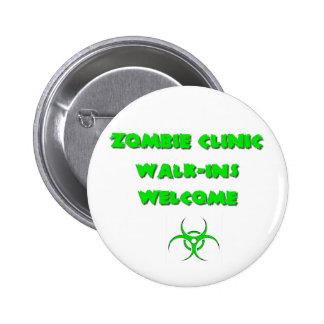 Clínica del zombi: Recepción Paseo-Ins Pin