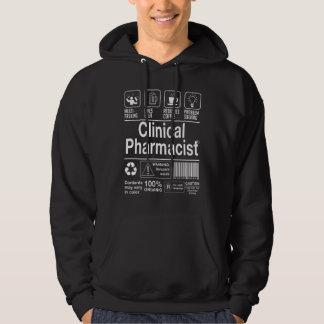 Clinical Pharmacist Hoodie