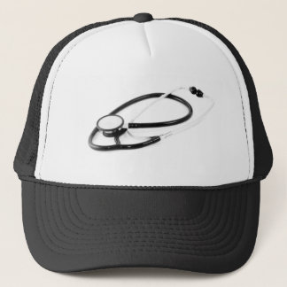Clinical Stethoscope Trucker Hat