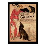 Clinique Cheron 1905 copy Card