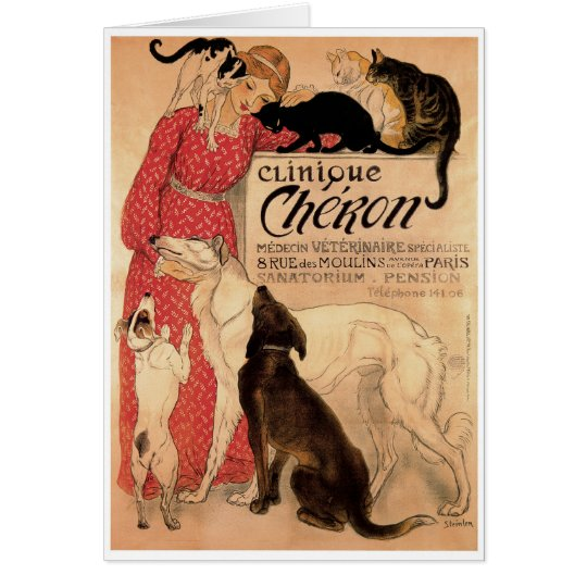 Clinique Cheron Card