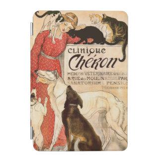 Clinique Cheron Veterinary Vintage Advertisement iPad Mini Cover