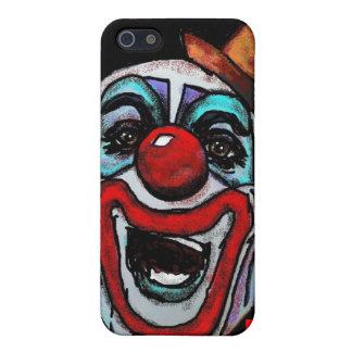 Clinko el payaso iPhone 5 funda