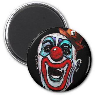 Clinko the Clown Fridge Magnet