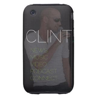 CLINT - Casamata DURA iPhone 3 Tough Cobertura